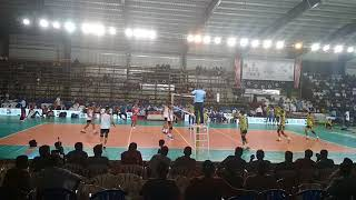 West Bengal VS Utharaghand Volleyball Match