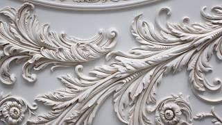 Лепной декор в современном интерьере - роскошь и уникальность!
