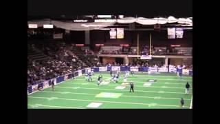 "Mark ""Moss"" Henderson 2012-2013 IFL seasons"