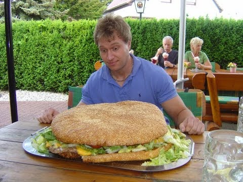 Furious World Tour | Germany Tour - Big Burgers Schnitzels and More! | Furious Pete