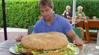 Furious World Tour | Germany Food Tour - Big Burgers, Schnitzels & More! | Furious Pete