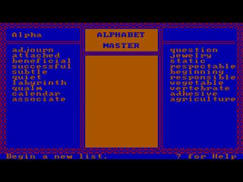 Going Back to School - Schoolhouse (DOS)