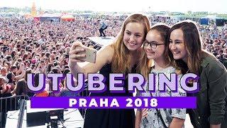 VLOG | Utubering v Praze 2018!