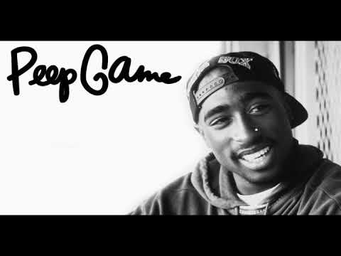 2Pac ft Stretch - Peep Game Pt 2 (DJ Filthy Rich Mixdown #1)