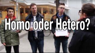 Schwul, hetero oder pansexuell: Hätten Sie es herausgefunden?