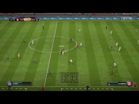 Fifa 18 Online @ Fortuna Düsseldorf [German]