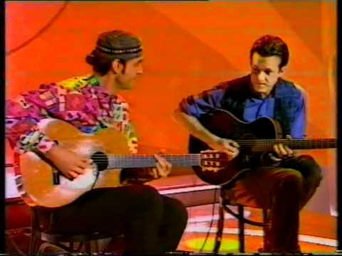 Forcione and Stacey guitar duet