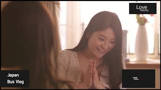 Japan Romance Vlog | Free Movie & Music 2019 | She is a bright girl with a wonderful smile