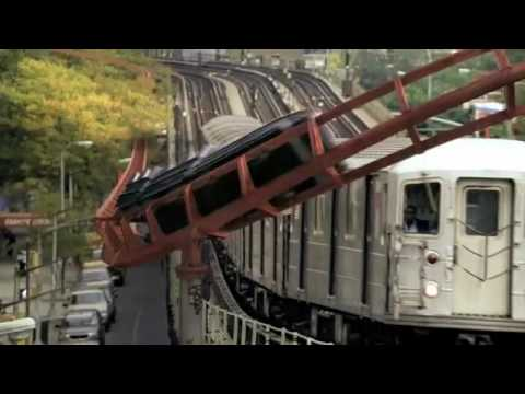 Barclaycard Rollercoaster TV Advert