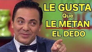 A Cristian Castro le gusta que le metan el 'dedito' thumbnail