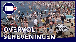 Drukte En Files Bij Nederlandse Stranden Op Stralende Hemelvaartsdag   Nu.nl