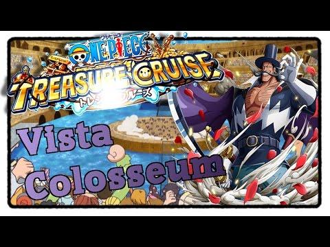 Vista Collosseum - One Piece Treasure Cruise [Deutsch]