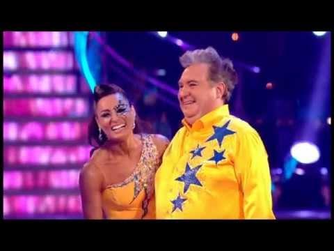 Russell Grant and Flavia Cacace - Jive At Wembley