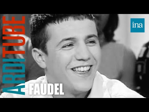 Interview biographie Faudel - Archive INA