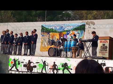 Hind desh ke niwasi school band
