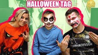 Halloween TAG (z narzeczonym i jego synem)