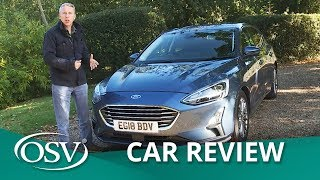 Ford Focus 2018 is back to its best -  In Depth Car Review