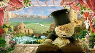 Загадки для детей про животных с Котом Обучалкином