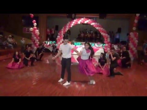 1950s Surprise Dance