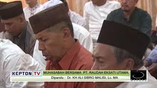 Muhassabah Bersama Ust Dr Kh Ali Sibro