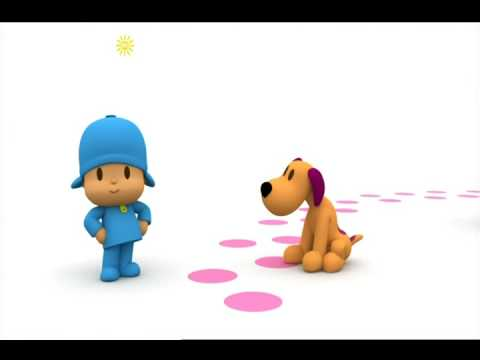 Pocoyo - Mystery Footprints (UK)