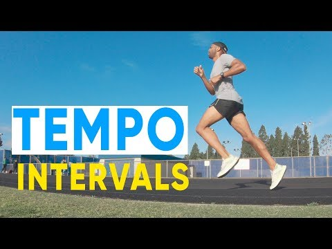 Tempo Intervals | The Most Underrated Workout to Run a Faster Mile