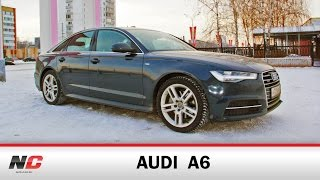 Audi A6 / тест-драйв / Nice-Car.Ru
