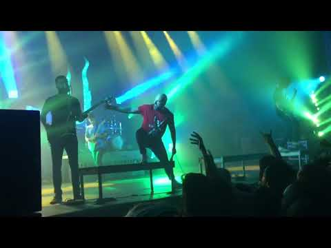 Marianas Trench (August Burns Red) - Live Montreal 01/05/2018