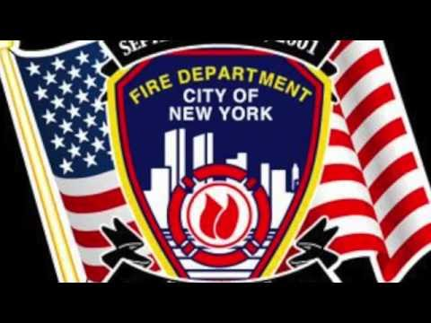 FDNY Signal 5-5-5-5 for Battalion Chief Lawrence T. Stack on 06/08/2016
