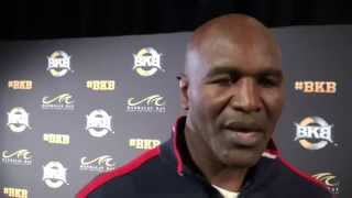 How would Evander Holyfield have done in BKB if it was around durin...