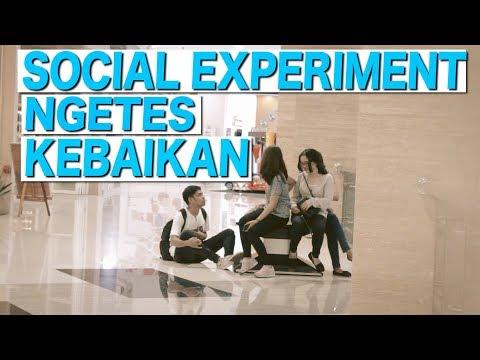 PINJAM DUIT KE ORANG GA DI KENAL BUAT BELI MAKAN - SOCIAL EXPERIMENT INDONESIA