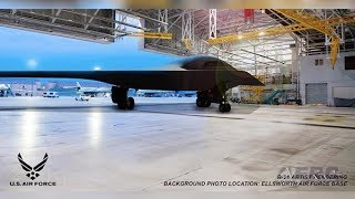 Airborne 02.05.20: B-21 Reveal!, Singapore Airshow, US House v Moon