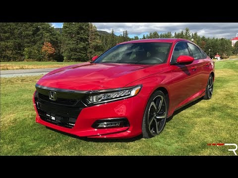 2018 Honda Accord Sport 2 0t The Type R Of Family Sedans