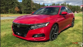 2018 Honda Accord Sport 2.0T - The Type R of Family Sedans