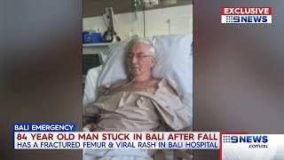 Bali Injury   9 News Perth