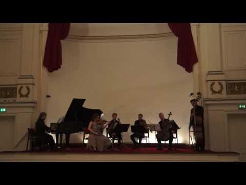 Mikhail Glinka Grand Sextet for piano and string quintet (Copenhagen Festival Ensemble )