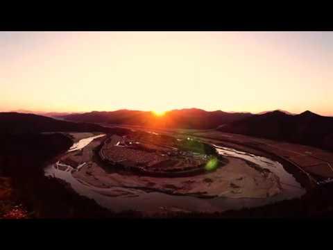 [수상작] Gyeongbuk Yecheon  ucc Competition Prize Drone footage 4k 60fps- 예천 영상 공모전  드론영상 4k 60fps