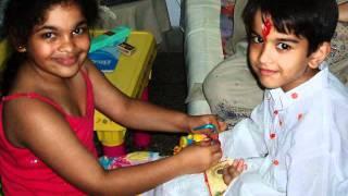 Behna Ne Bhai ki Kalaai se.....Happy Raksha Bandhan