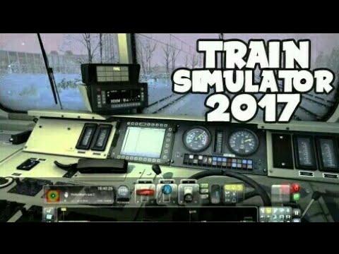 Top 5 Game Train Simulator Dengan Grafis Terbaik Di Android 2017 [ High Grapic]