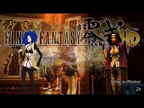 Final Fantasy Type-0 HD (Part 2) - She Looks Like Miss Double Finger