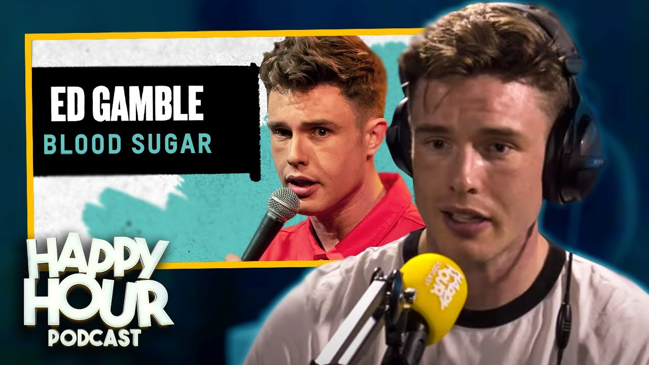How Ed Gamble Turned Diabetes Into A Stand-Up Special!