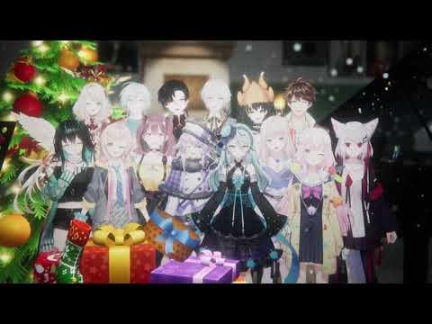 Nijisanji KR sings We Wish You a Merry Christmas [Nijisanji KR Christmas Concert]