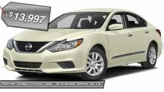 2016 Nissan Altima UJN10265