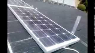 My Solar Home System, Pembangkit Listrik Tenaga Surya
