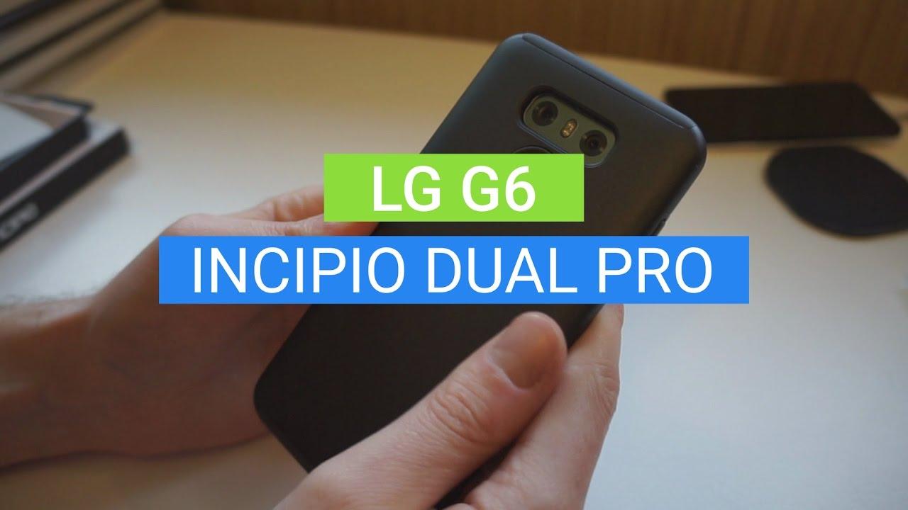 new concept 015a1 02cf8 LG G6 Incipio Dual Pro Case