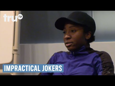 Impractical Jokers: Inside Jokes - The Magic Mirror