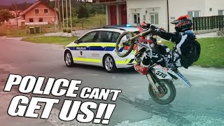 Dirt Bikers Vs Cops 2019 - A case For The Police Chase #6