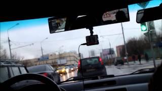 Вождение в городе  Автоинструктор   преподаватель Андрей Григорьев