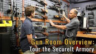 Building a Proper Gun Room & Home Armory - TWS: Ep. 15