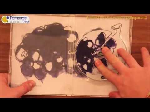 PRESSAGE.EU - Conditionnement : Boîtier DVD Amaray-T (Transparent)
